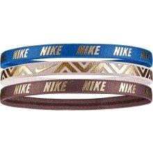 Nike Čelenky Metallic Hairbands se silikonem 3 ks VÍCE BAREV ac1dd0088e