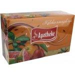 Apotheke Kolekce ovocných a kořeněných čajů 80 n.s.