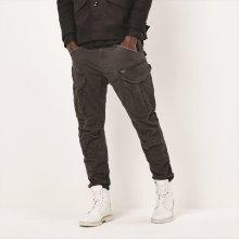 G Star Rovic Zip 3D Pants Mens Charcoal
