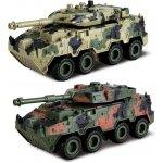 Alltoys Tank 4WD - zpětné natahování