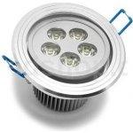 Mivvy LED podhledová bodovka 5W 470lm 4500K