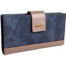 Doca Dámská peněženka 64971 modrá