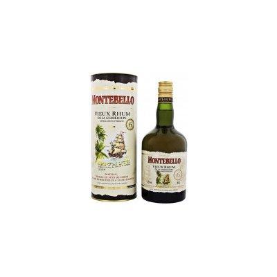 Montebello Vieux Agricole Rhum 8y 0,7 l