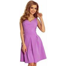 ab673552f47 Numoco dámské společenské šaty 160-5 fialová
