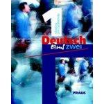 Kettnerová Drahomíra, Tesařová Lea - Deutsch eins, zwei 1 -- němčina pro začátečníky