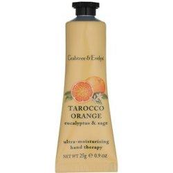 Crabtree & Evelyn Tarocco Orange intenzivní hydratační krém na ruce 25 g