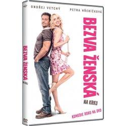 Bezva ženská na krku DVD