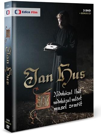 Jan Hus DVD - 0