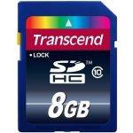Transcend SDHC 8GB Class 10 TS8GSDHC10