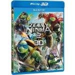 Želvy Ninja 2 2D+3D BD