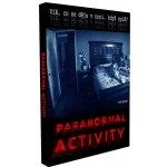 Paranormal activity digipack DVD