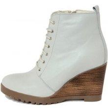 Eye Kotníkové boty na klínu 7242105_GUANTO_CRISTAL