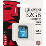Kingston SDHC 32GB Ultimate UHS-I SDA10/32GB