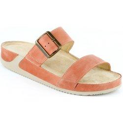 1821e06346bb Medistyle Pantofle DOROTA zdravotní obuv oranžová 8D-J18 alternativy ...