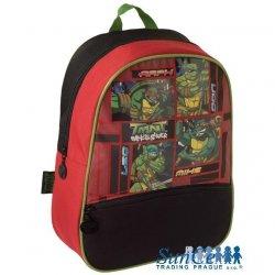 Školní batoh Junior batoh Želvy Ninja