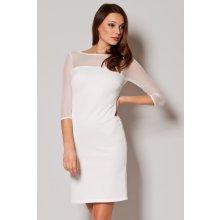 Figl dámské šaty M237 cream