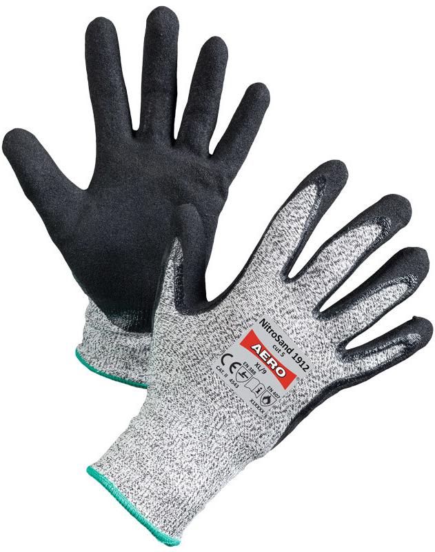 Pracovní rukavice protipořezové rukavice - Heureka.cz 394d0789a9