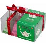 ETS Zelený čaj dárková kolekce 12 pyramid