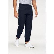 Teplákové kalhoty, černá