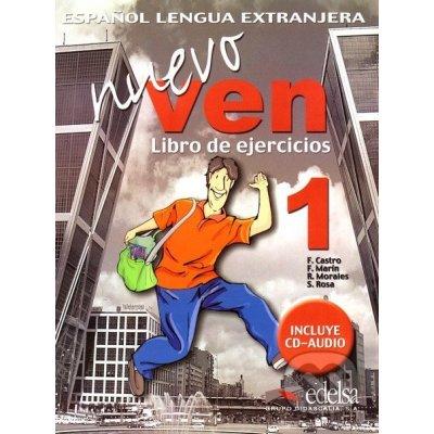 Nuevo Ven 1 Libro de ejercicios - Castro Francisca a kolektiv
