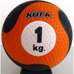 Deluxe Medicinální míč 1 kg