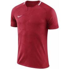 Nike Challenge II krátký rukáv 6 ks červená/bílá