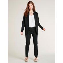 ASHLEY BROOKE by heine kalhotový kostým v puntíkovaném provedení černý f8371716bc