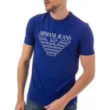Armani Jeans T Shirt Royal Blue