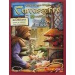 Hans im Glück Carcassonne 2.edice: Kupci a stavitelé
