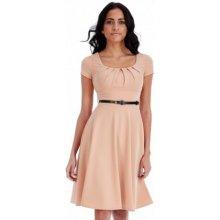 CityGoddess dámské šaty Beth 622 DR622C tělová 7fe783bda1