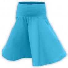Jožánek těhotenská kolová sukně tyrkysová