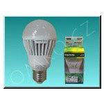 TechniLED LED žárovka E27-N10BM 10W 800 lm Neutrální bílá mléčná