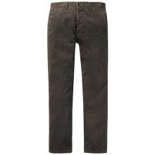 Pionier Chino kalhoty hnědá