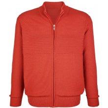Pletený svetr Boston Park korálová