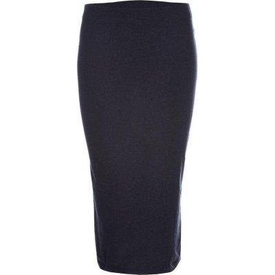 Noisy May Womens Anja Trend Skirt sukně grey marl