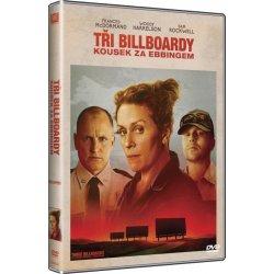 Tři billboardy kousek za Ebbingem DVD