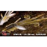 RedBass Nymfa XXL 20cm Olive-Silver