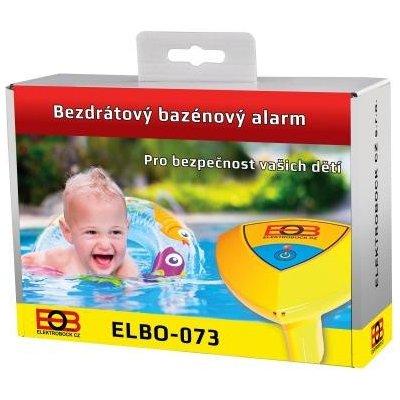 Elektrobock ELBO-073 Alarm bazénový bezdrátový 0106