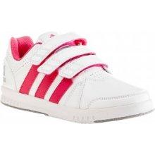 Adidas LK Trainer 7 CF K bílá