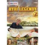 Rybí legendy Jakuba Vágnera 2 DVD