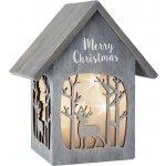 SMALL FOOT BY LEGLER Vánoční dřevěná lucerna Sob