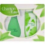 Chanson Chanson d´Eau EDT 100 ml   200 ml sprchový gel dárková sada