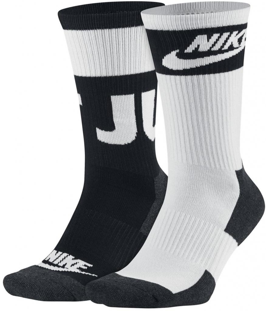 Nike SPORTSWEAR CREW 2 PAIR bílo-černé SX5770-938 alternativy - Heureka.cz dec3788393