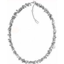 b5a09519b Tommy Hilfiger Ocelový penízkový náhrdelník TH2780017