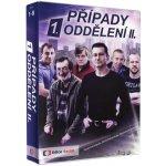 Případy 1. oddělení - 2. série - 8x DVD