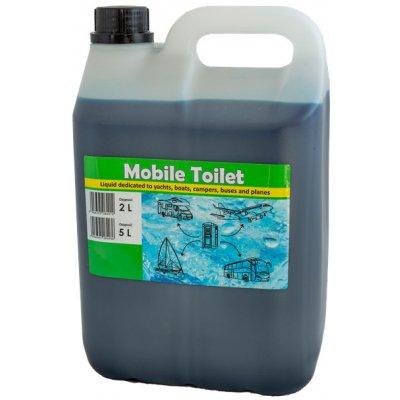 AgaChem Chemie pro mobilní a suché toalety 2v1 5l