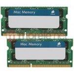 Corsair 16GB (2x8GB) DDR3 1333MHz SODIMM CL9 CMSA16GX3M2A1333C9