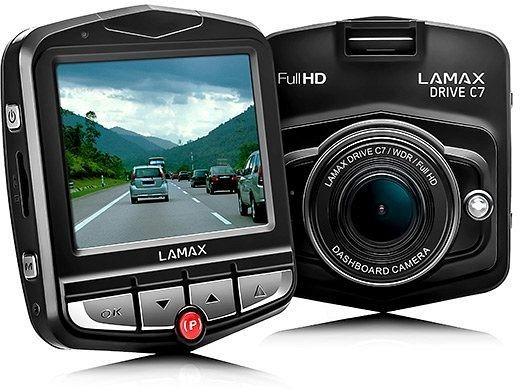 Kamera do auta LAMAX DRIVE C7