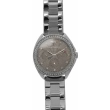 Juicy Couture Capri Watch Ld84 Silver