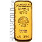 Heraeus Zlatý slitek 500 g